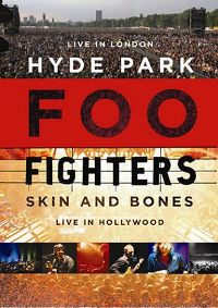 Cover Foo Fighters - Skin And Bones [DVD]